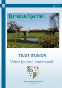 Trait d'Union juillet 2014